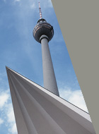 Photo Berlin Tower at the Alexanderplatz